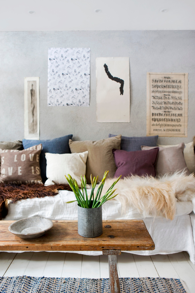 7 woonideeën om thuis te relaxen