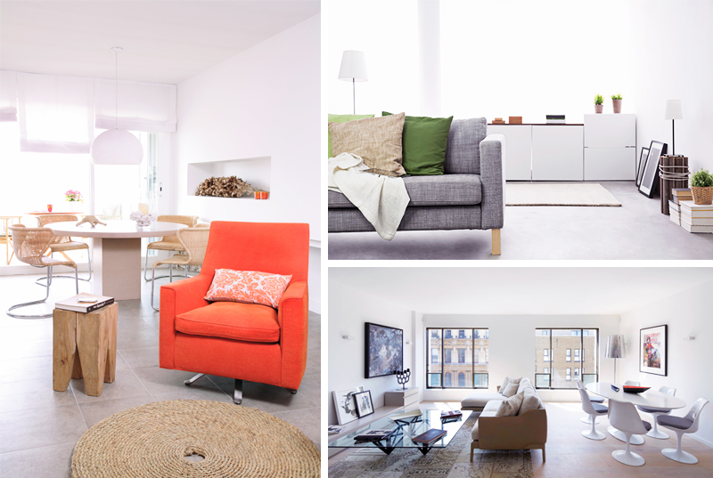 Je woonkamer stylen zo doe je dat - Kamer indeling ...