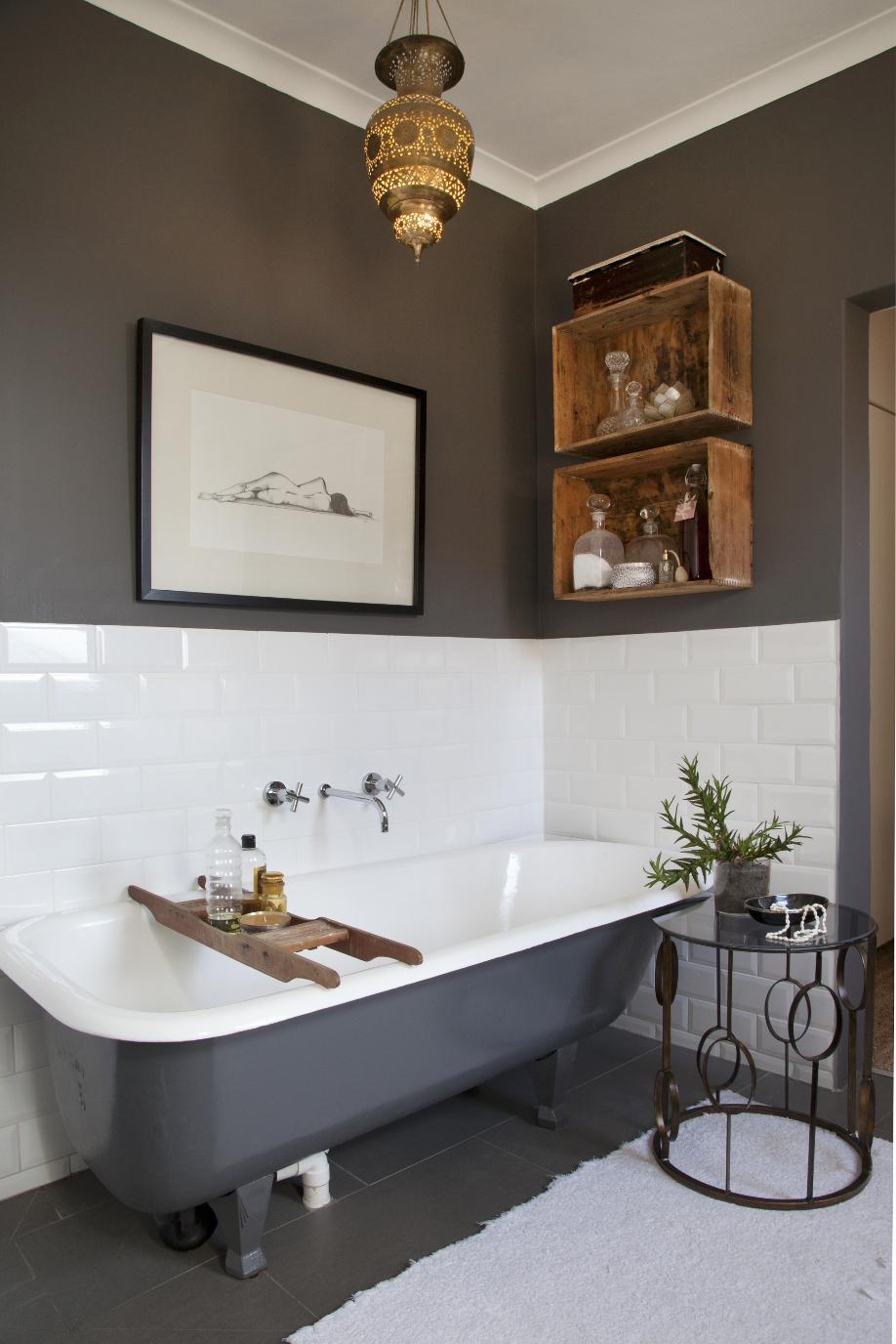 Praktische en stijlvolle badkamer