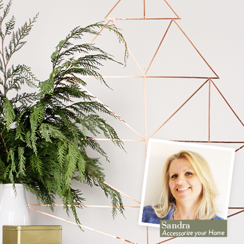 Interieurblog: Accessorize your Home - Kerst met Sandra