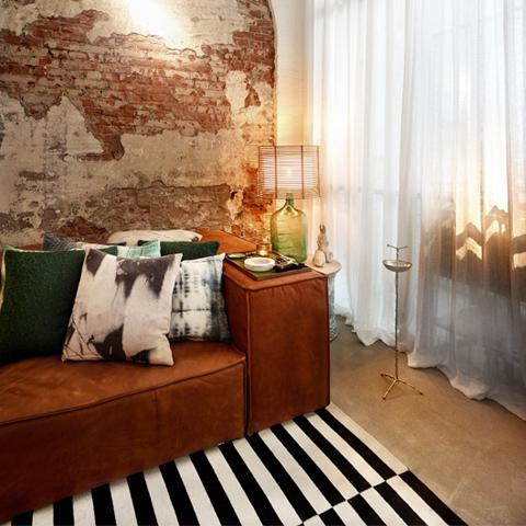 Binnenkijken in een loft in Amsterdam