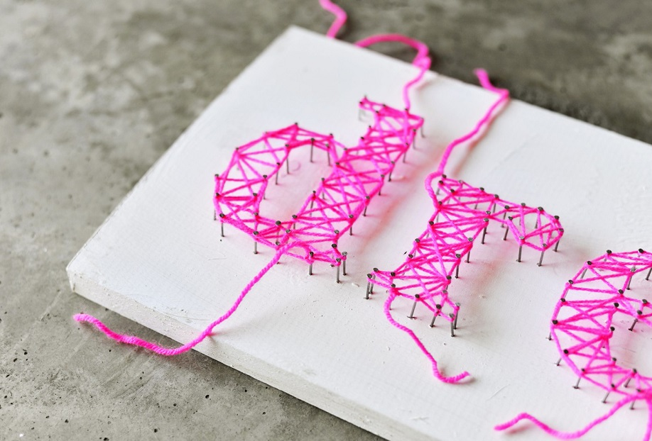 Westwing-stringart-patroon-draad-opvullen