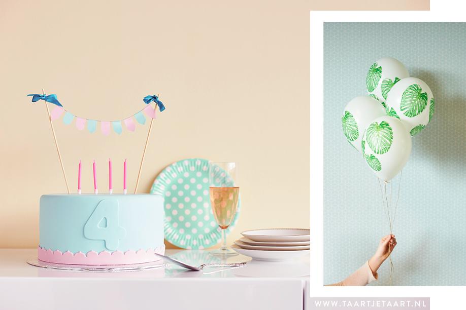 taart+diyballon