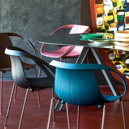 Moroso, eigenzinnig Italiaans design