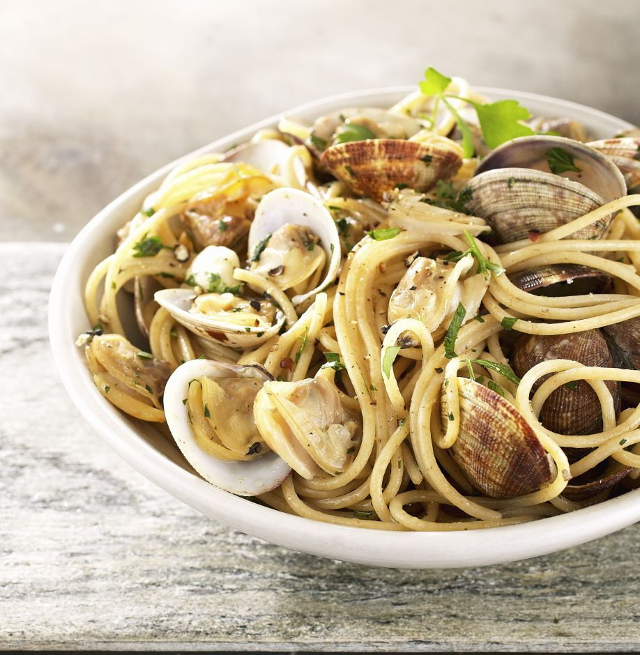 Westwing-originele-pasta-vongole