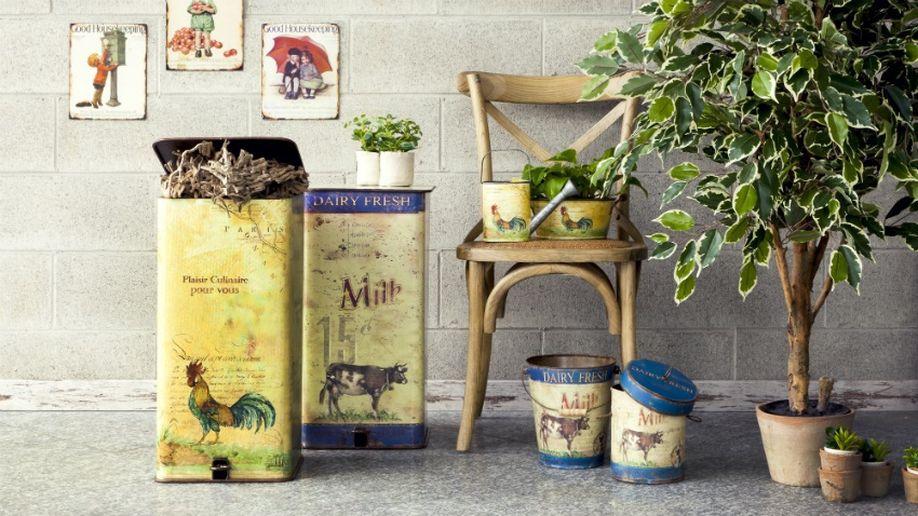 Tips breng de brocante stijl in je huis westwing magazine - Deco stijl chalet ...