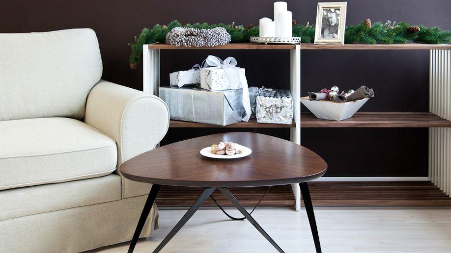 ovale tafel retromodel