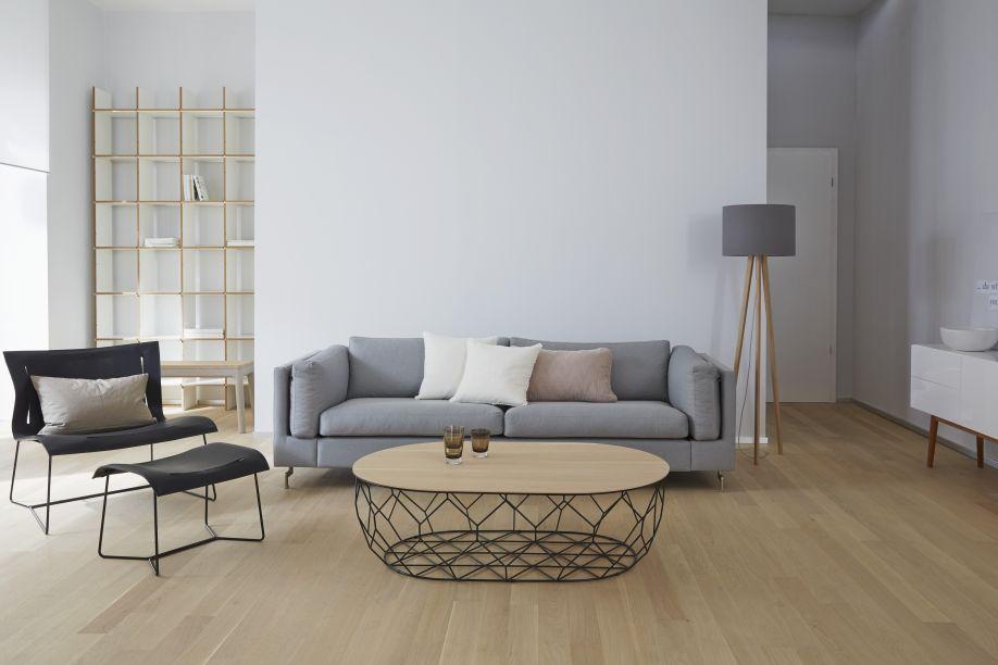 Ovale tafel apart en elegant westwing magazine - Een kleine rechthoekige woonkamer geven ...