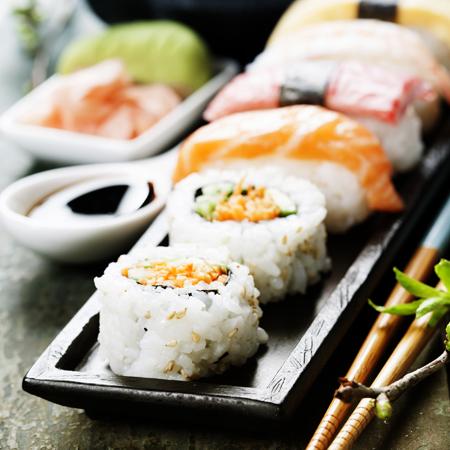Rol je eigen sushi!