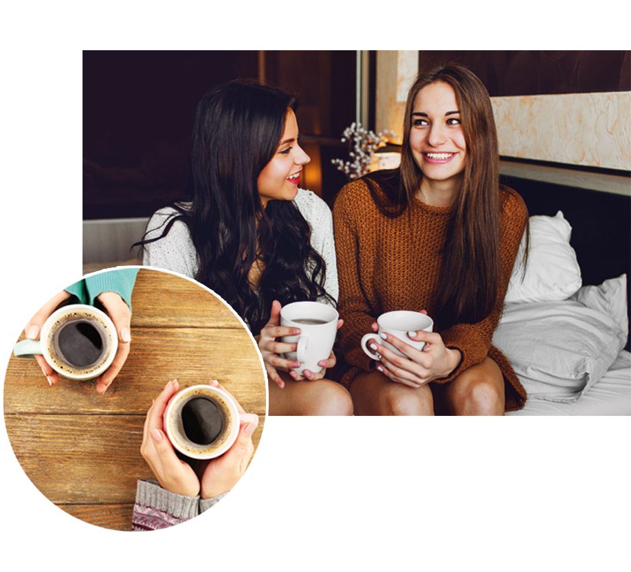 ::koffie-drinken