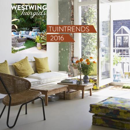 Tuingids 2016: de mooiste trends