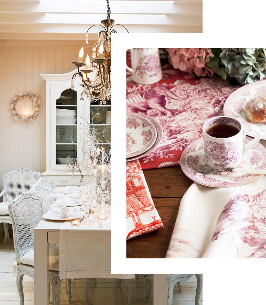 Steel de stijl koninklijk wonen westwing magazine - Deco keuken chique platteland ...