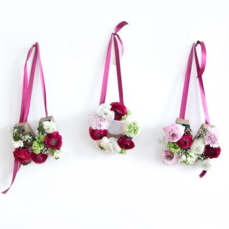DIY: bloemenletters voor moederdag