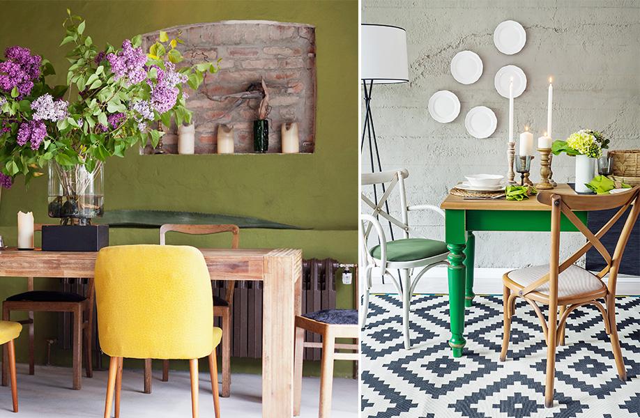 De ideale eetkamer westwing magazine - Deco design eetkamer ...