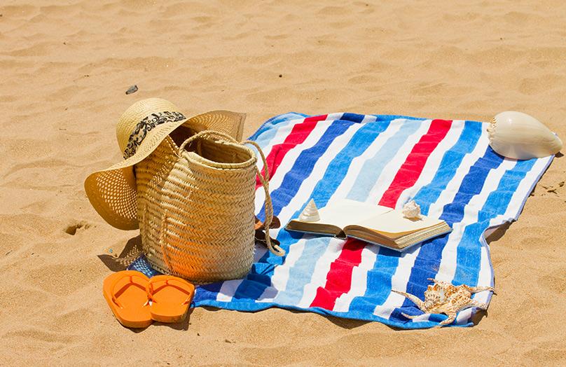 8 redenen om naar het strand te gaan
