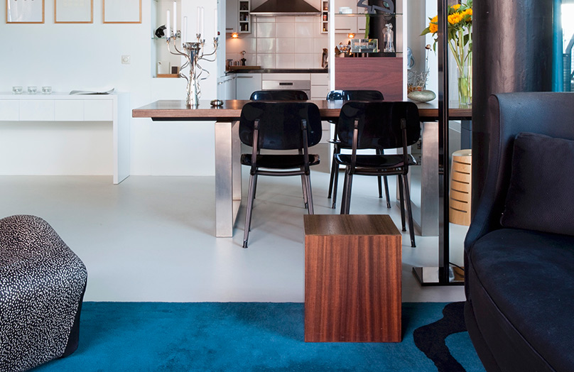 Altijd in fashion: denim in huis