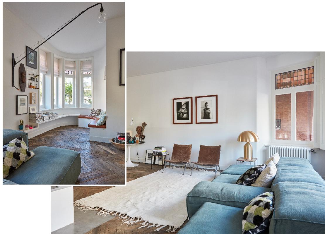 Gespot door locatiescout esha het interieur van cornelie westwing magazine - Interieur binnenkomst ...