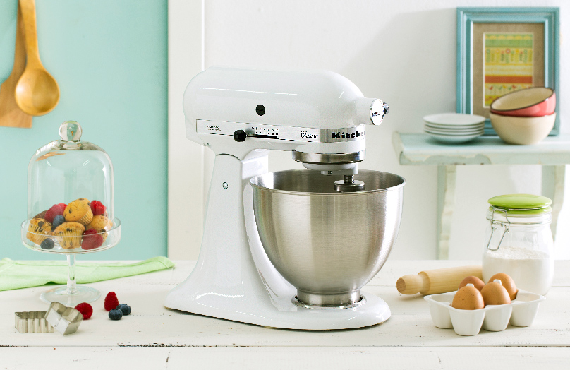 KitchenAid: serious about food