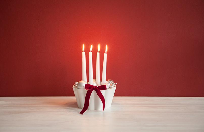 DIY: kerststukken in 3 stijlen