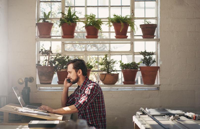 Zes tips voor een inspirerend kantoor