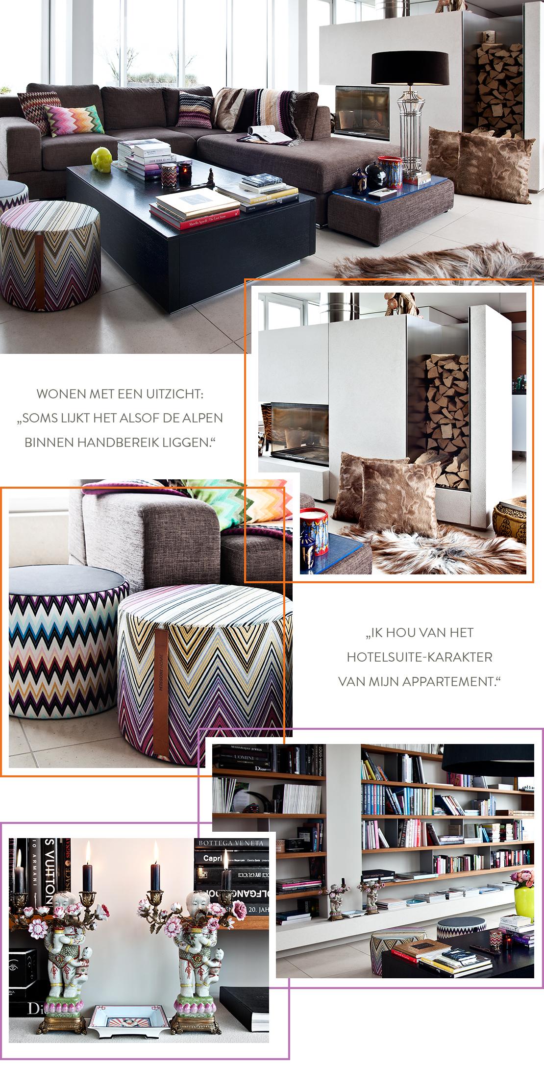 luxe-appartement-ala-zander-openhaard-poefs