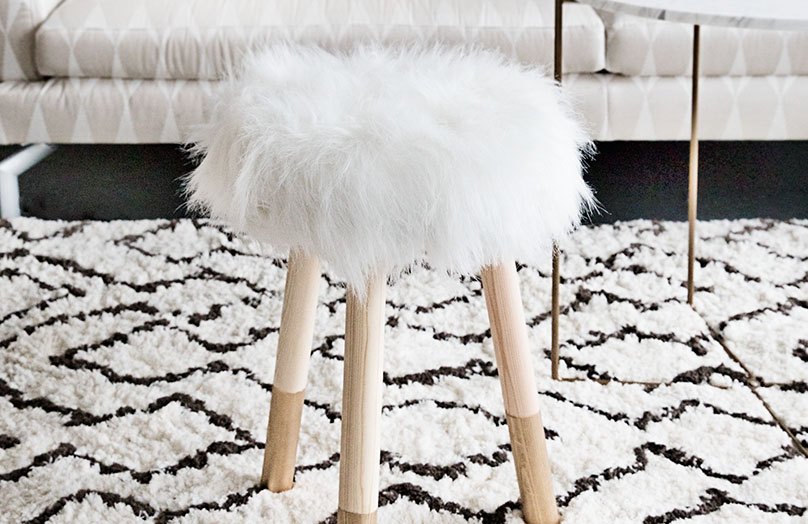 DIY: Furry krukje