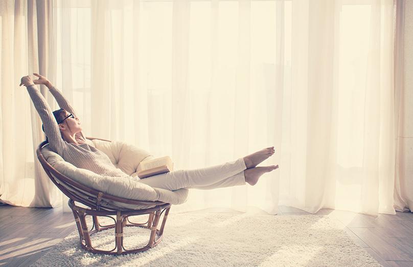 10 tips om je hoofd leeg te maken