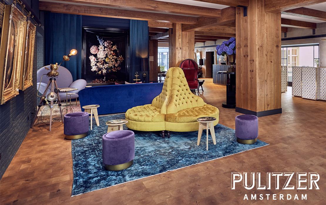 Eclectisch Familiehuis Amsterdam : Binnenkijken bij het pulitzer in amsterdam westwing magazine