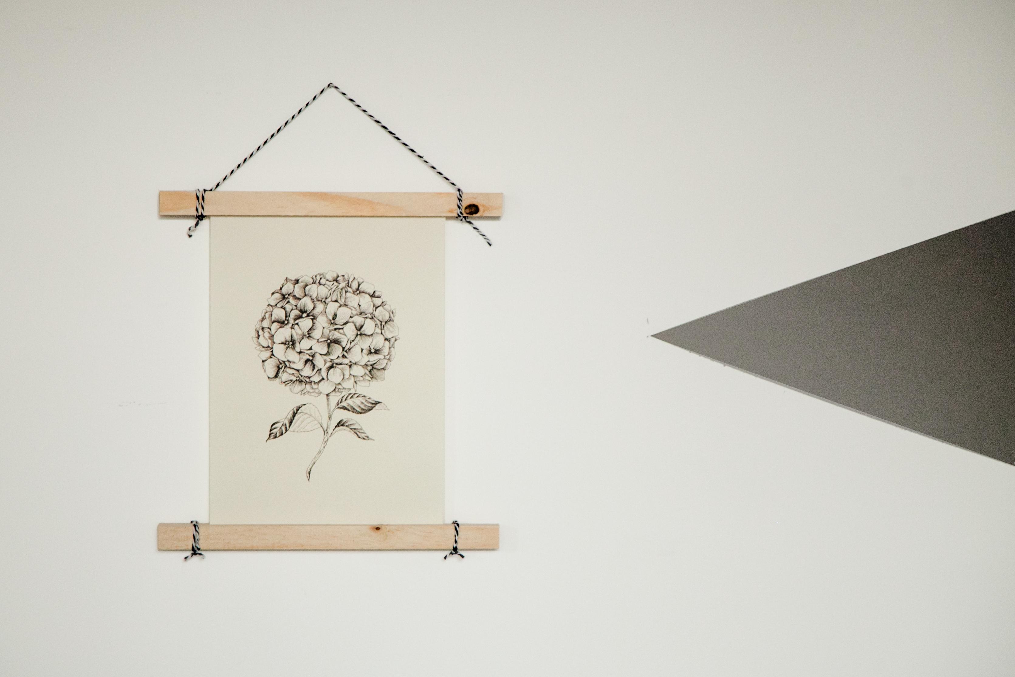 posters-ophangen-met-hout