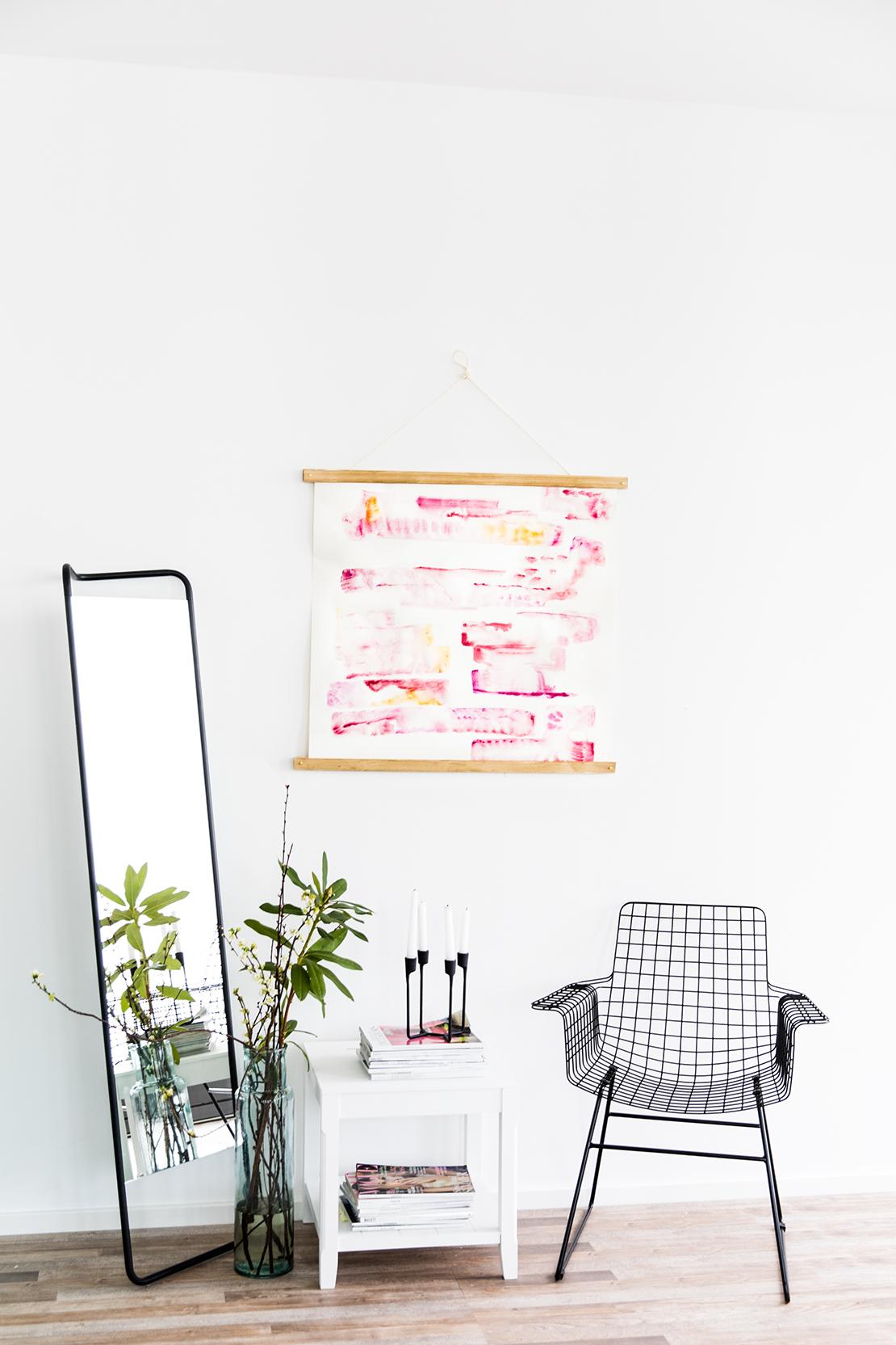 aquarel-wanddecoratie