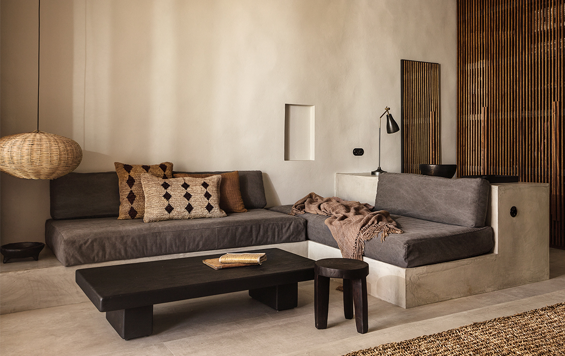 laid back living in hotel casa cook kos westwing magazine. Black Bedroom Furniture Sets. Home Design Ideas