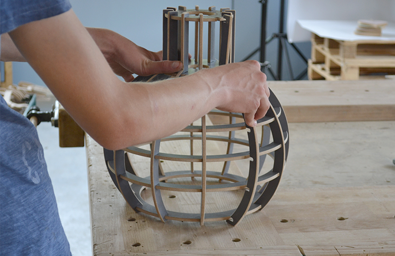 De Lingehof: lampen met een verhaal