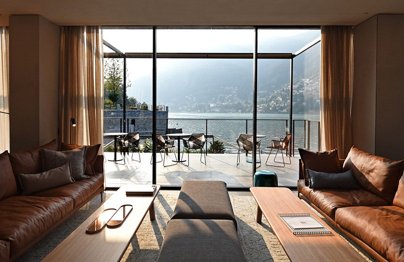 Il Sereno Lago di Como: classy boetiekhotel aan het Comomeer