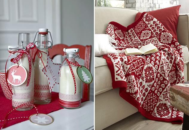 dekoracje w stylu norweskim