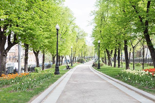 Tsvetnoy Central Mall