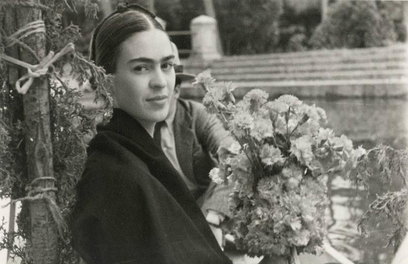Frida Kahlo: dom jak malowany