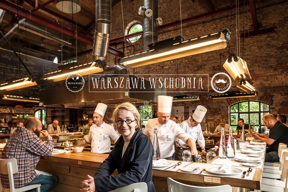 Restauracja Warszawa Wschodnia