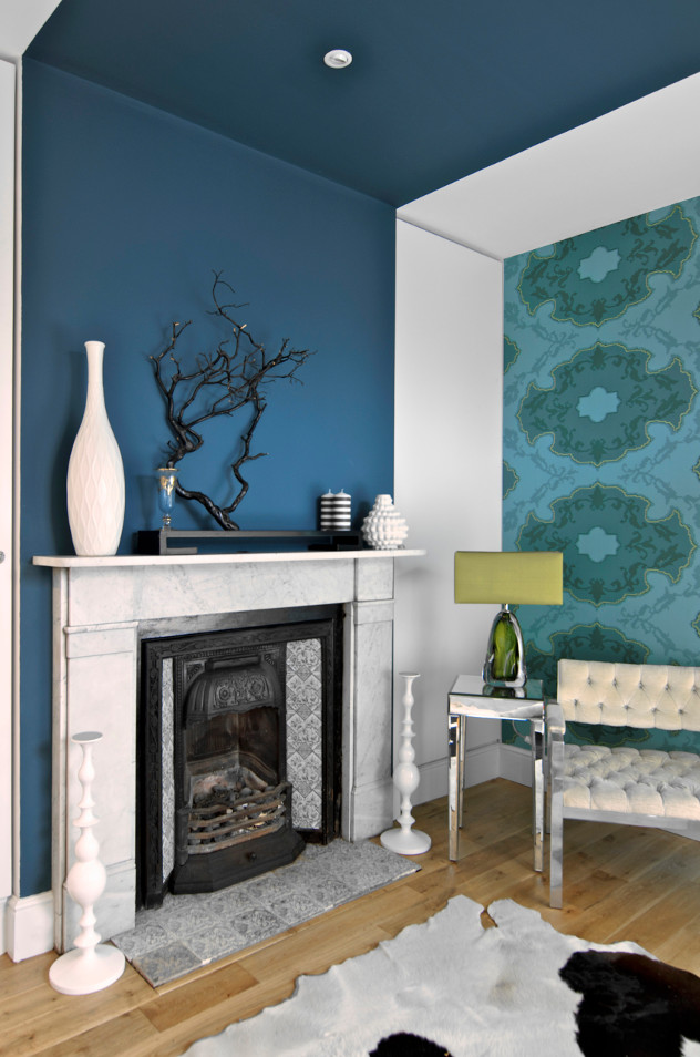kolory ścian blue 2