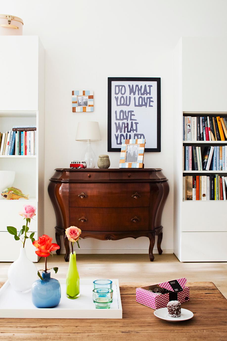remont salonu bez malowania