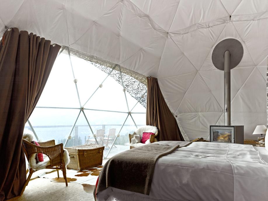 Westwing-whitepod-hotel-kapsuła
