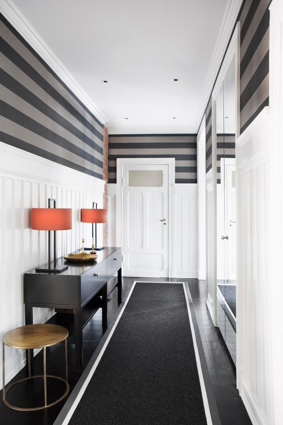 jak urządzić mały korytarz