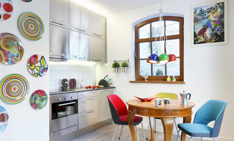 8 sposobów na dobry humor w mieszkaniu