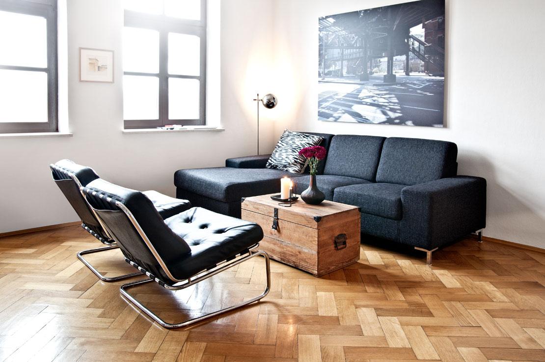 nowoczesna aranżacja mieszkania