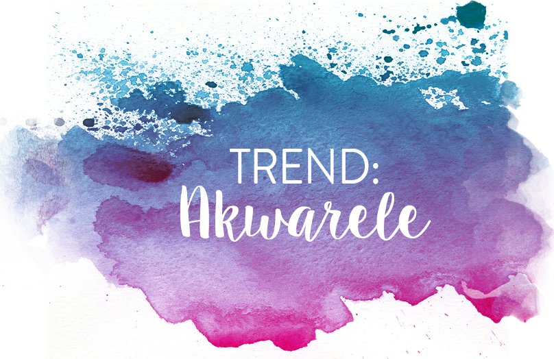 Trend: akwarele