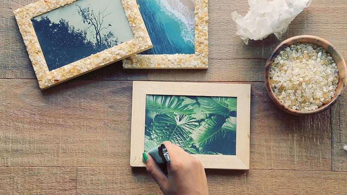 jak zrobić ramkę na zdjęcia