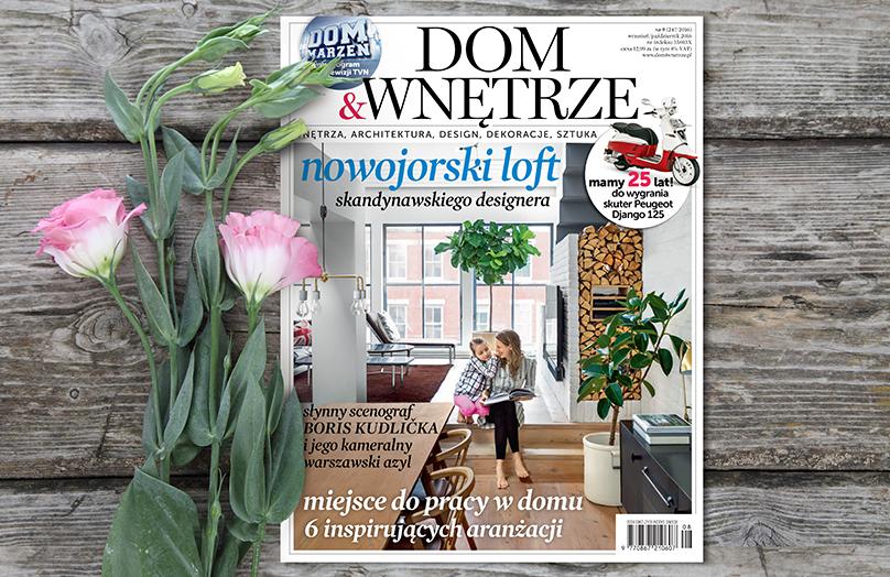 """Jesień w magazynie """"Dom&Wnętrze"""""""