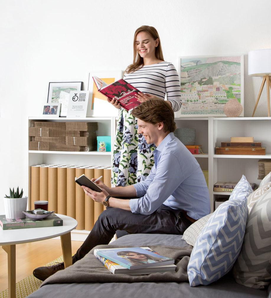 jak urządzić artystyczne mieszkanie
