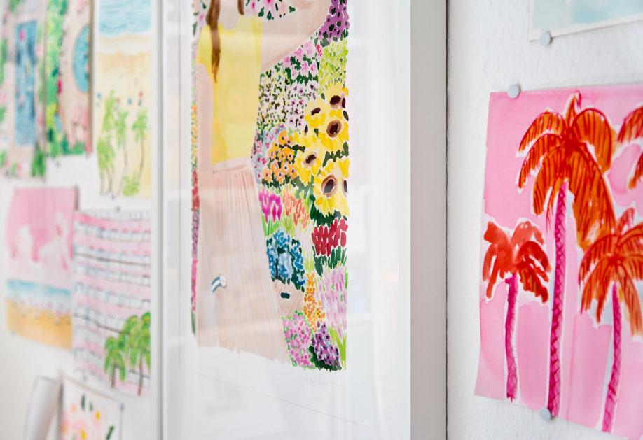 mieszkanie dla artystów
