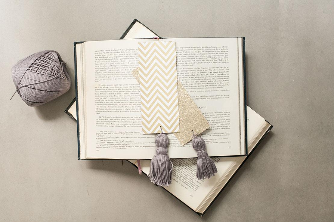 świąteczne DIY zakładka do książki
