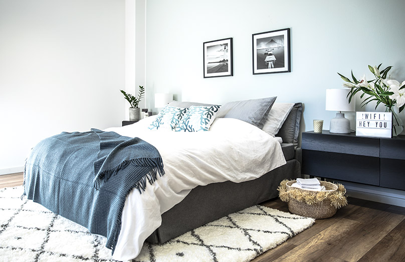 Jak przygotować pokój dla gości: 10 kroków